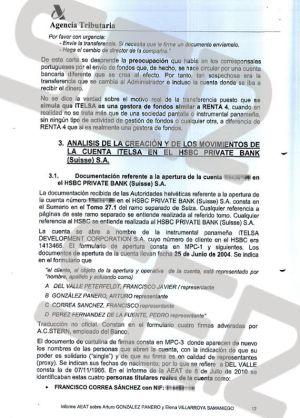 Papeles Panamá: Francisco Correa utilizó el despacho Mossack Fonseca para lavar capitales