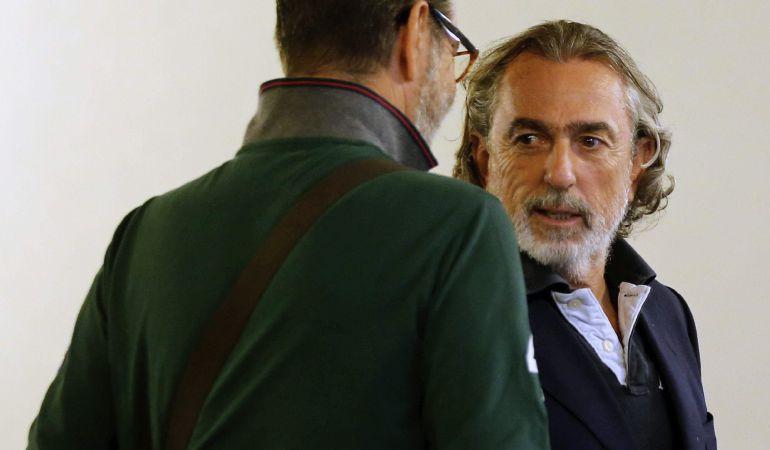 El presunto cerebro de la trama Gürtel, Francisco Correa, en una fotografía de archivo