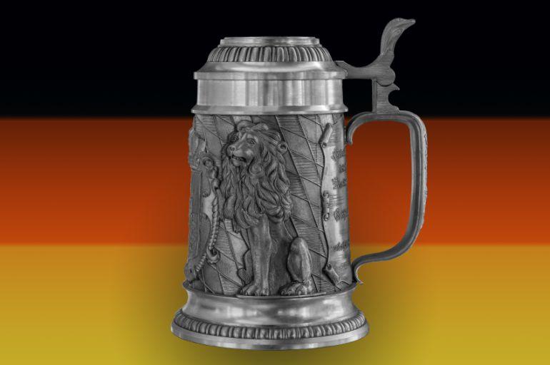Las cerveceras alemanas, fieles a la tradición, siguen respetando la receta original.