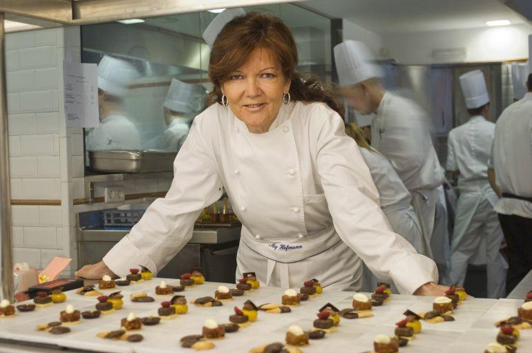 muere mey hofmann creadora de la escuela de cocina