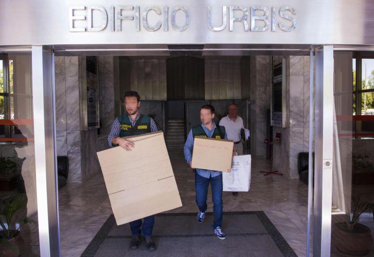 desarticulada una organizaci n que defraud 11 millones de On oficinas agencia tributaria sevilla