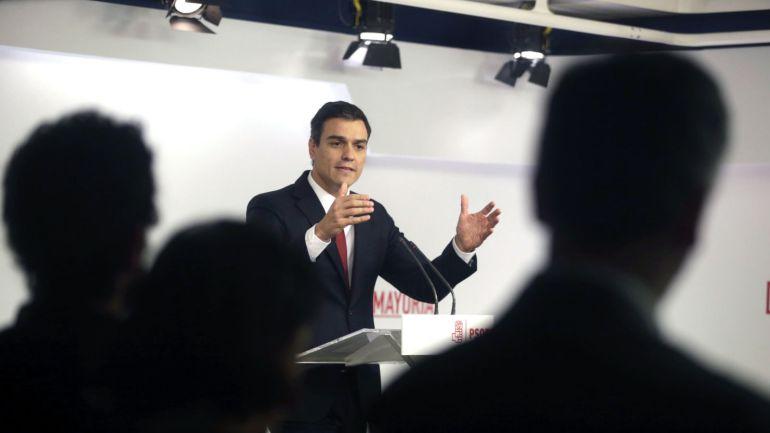 El PSOE converge (por ahora) en el 'no' a Rajoy en una investidura