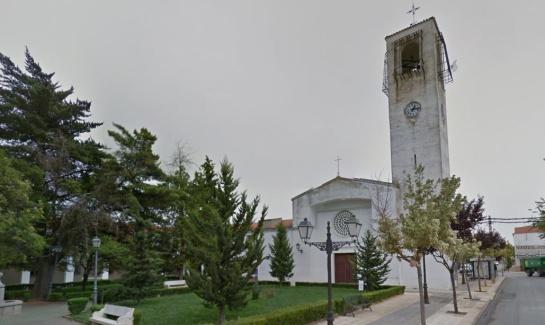 Iglesia de Llanos del Caudillo (Ciudad Real)