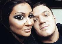 Un concursante agrede a su novia en un reality show serbio