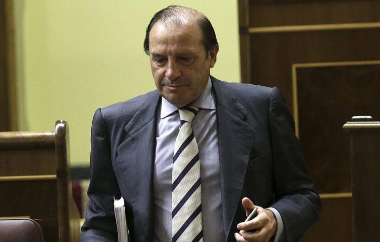 El exdiputado Martínez Pujalte