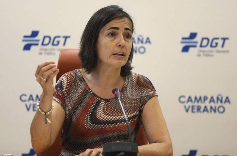 """El marido de la directora de la DGT, María Seguí: """"Somos víctimas de una extorsión"""""""