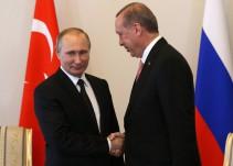 Putin y Erdogan inician una etapa de diálogo tras el golpe de estado fallido