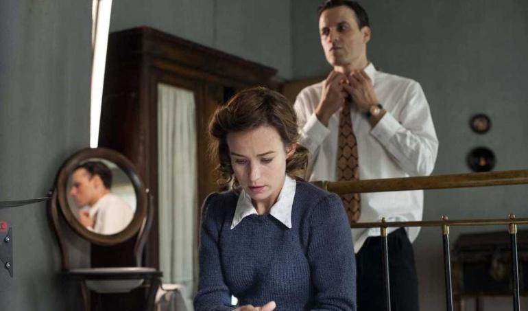 Marta Etura y Daniel Grao en 'La sonata del silencio'
