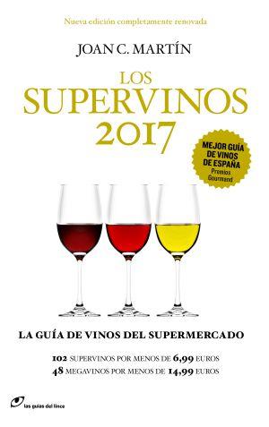 'Los Supervinos 2017' ya está a la venta por 15 euros.