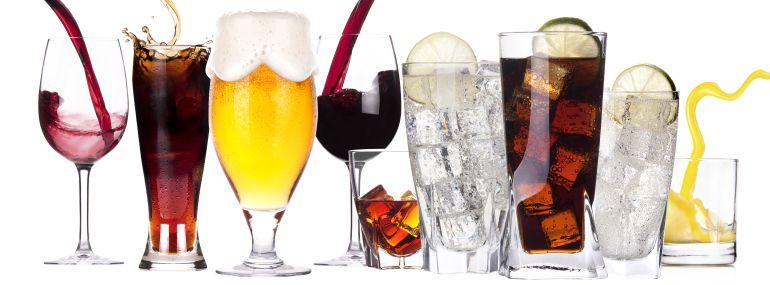 ¿Las cervezas y los refrescos cuentan como beber?