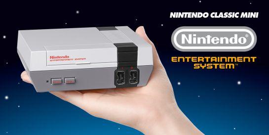 La nueva consola de Nintendo.