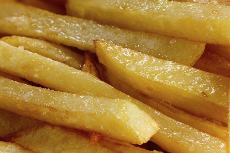 T tambi n fr es patatas para cocer gastro cadena ser - Tiempo para cocer patatas ...