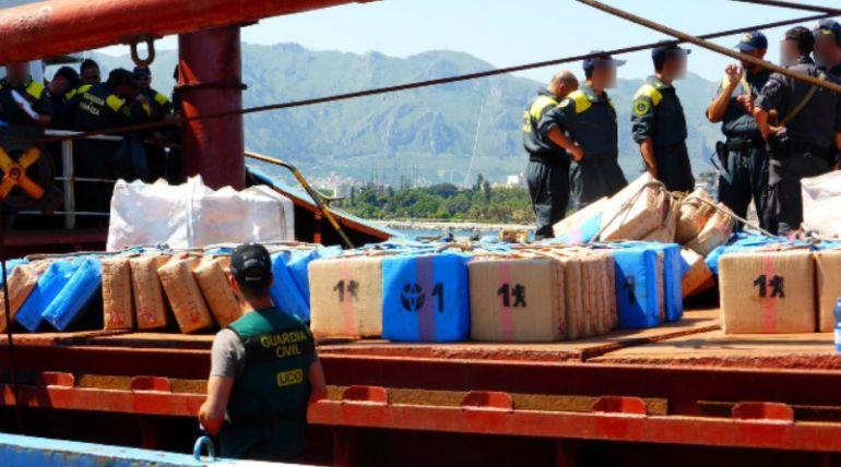20.000 kilos de hachis incautados en el Mediterráneo para financiar a la Yihad.