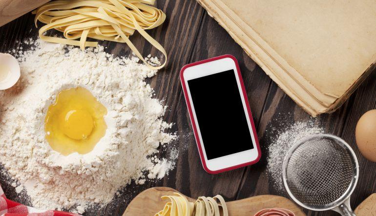 Estas aplicaciones te ayudarán a encontrar restaurantes a tu medida.