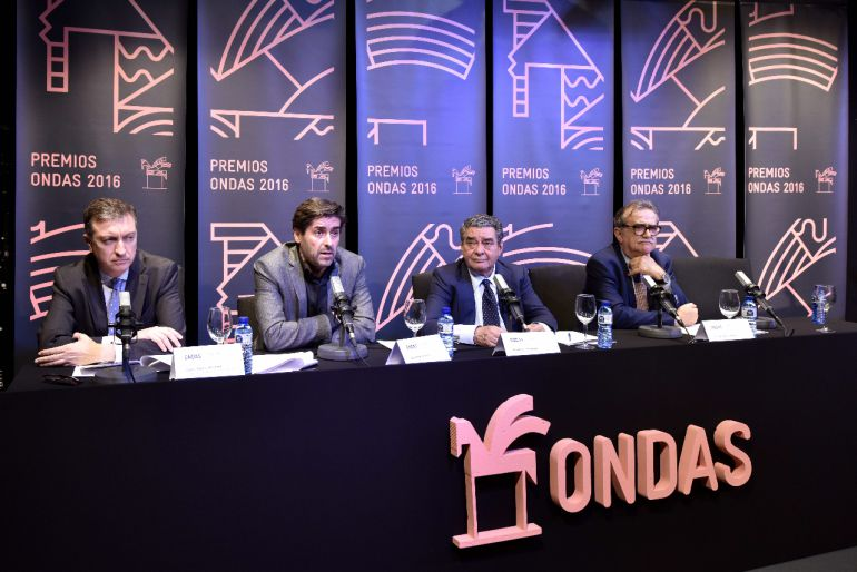 Premios Ondas 2016: Los premiados se asoman a La Ventana
