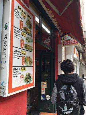 El Kebab donde comen y cenan cada día con los 11 euros