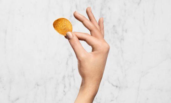 Una de las patatas fritas de St.Eriks.