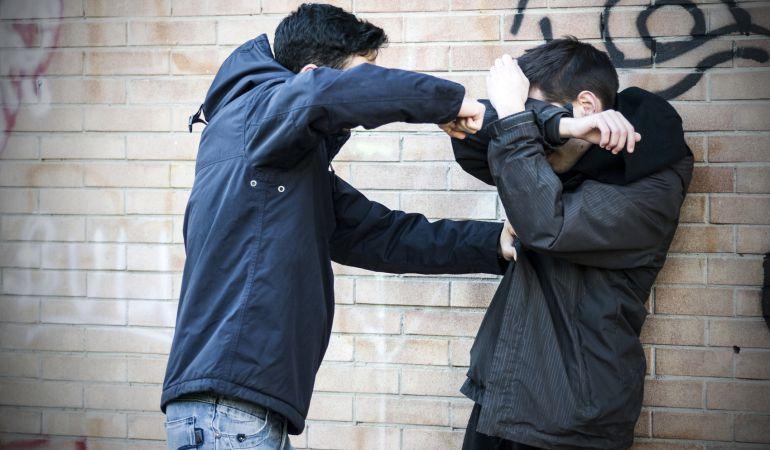 Las peleas entre jóvenes, cada vez más populares.