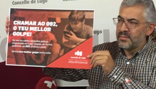 La campaña del Concello de Vigo.