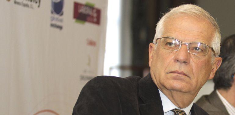 Josep Borrell, en una imagen de noviembre de 2015.