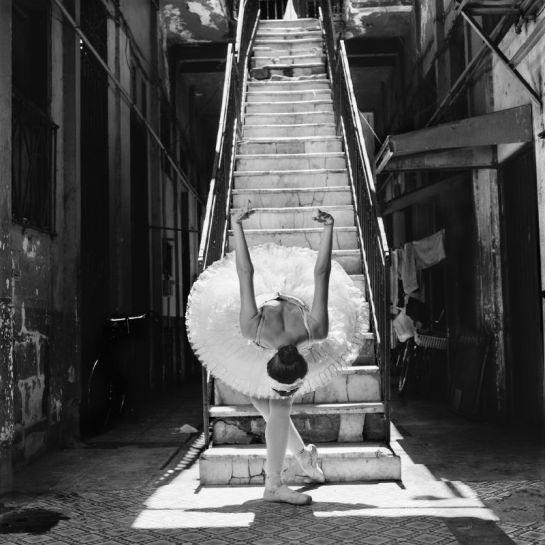 FOTOGALERÍA | Uno de los trabajos de Isabel Muñoz, sobre el Ballet Nacional de Cuba.