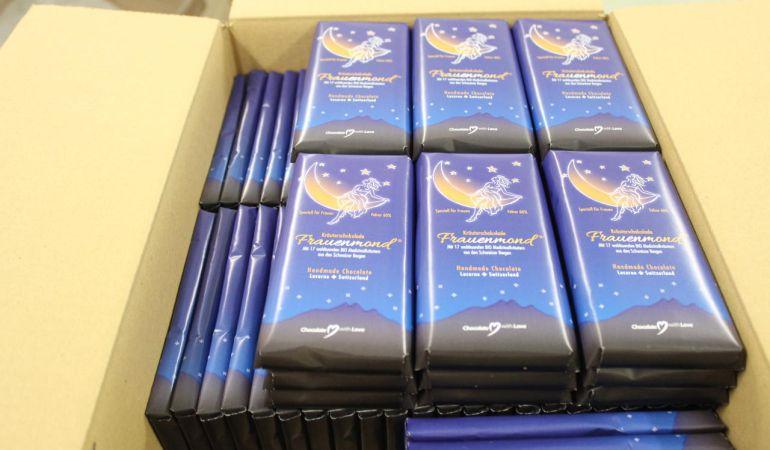 El nuevo tipo de chocolate que ayuda a aliviar dolores menstruales.