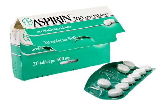 Analgésico: Nolotil, paracetamol, ibuprofeno y aspirina