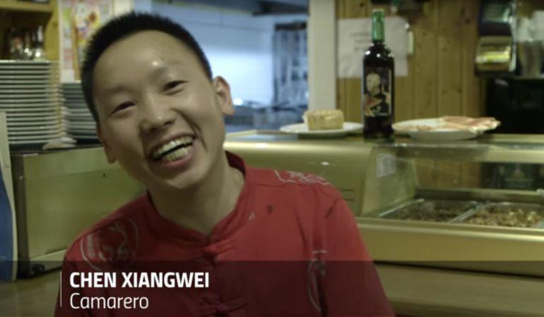 Chen Xiangwei, el 'chino facha'.