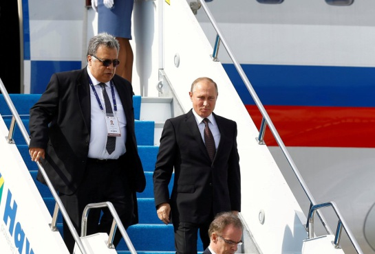 Resultado de imagen para photos Putin Karlov
