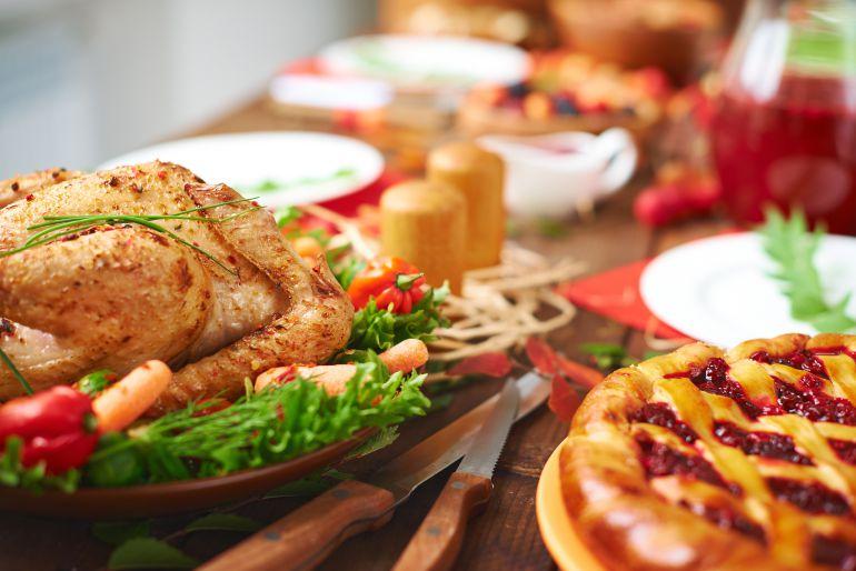 Las 5 claves para no engordar 4 kilos estas Navidades