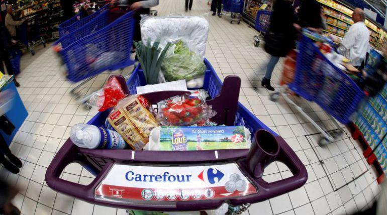 Carrefour quiere acabar con los tickets de papel en las - Carrefour oficinas centrales madrid ...
