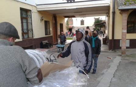Dianova usó a los inmigrantes como mano de obra ilegal para reparar el centro
