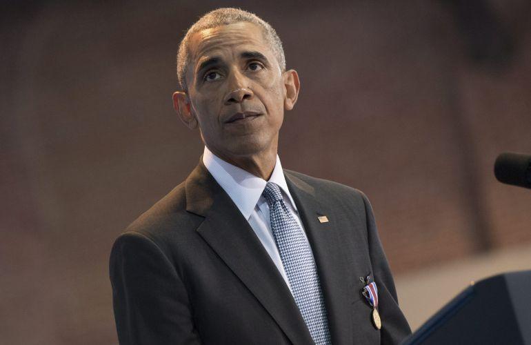El presidente de los Estados Unidos, Barack Obama.