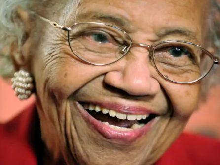 Ann Nixon Cooper murió en 2009 a los 107 años.