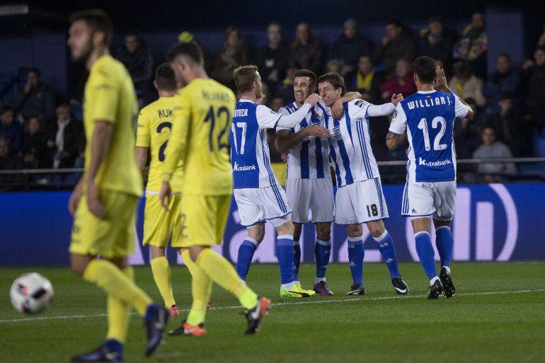 La Real Sociedad hace los deberes   Deportes   Fútbol   Cadena SER