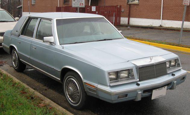 El coche en el que podía haberse ambientado el vehículo de Homer SImpson.