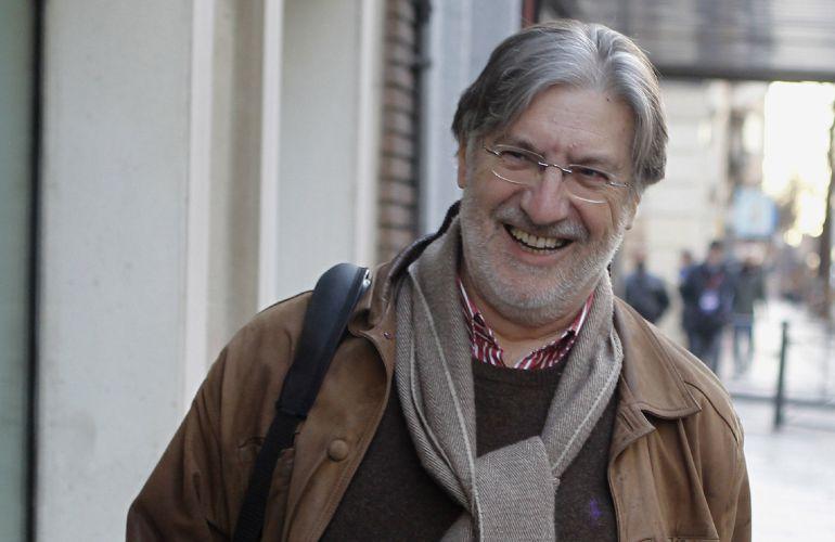 El que fuera portavoz de Izquierda Socialista y aspirante a secretario general del PSOE, José Antonio Pérez Tapias.