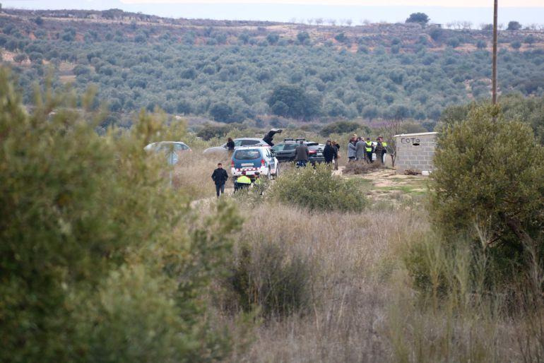 Un cazador mata a dos agentes rurales en Aspa
