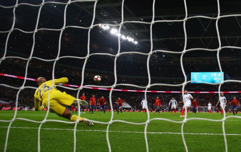 La elección española juega en Wembley