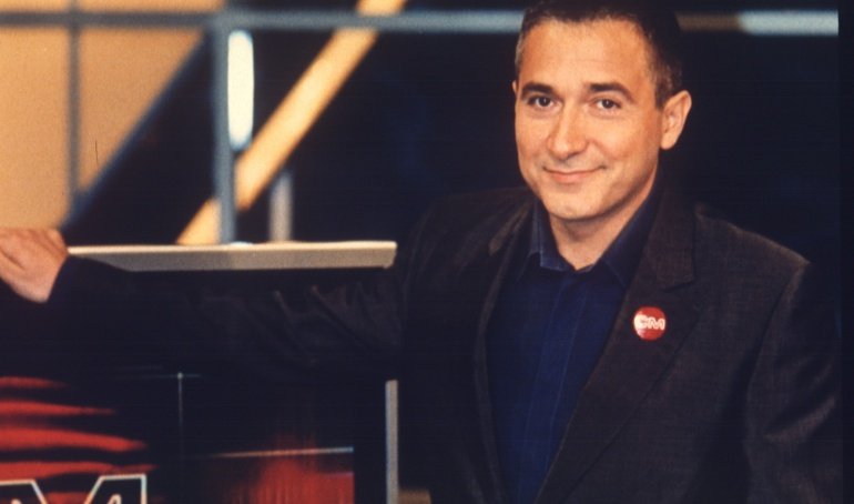 Javier Sardà en 'Crónicas Marcianas'