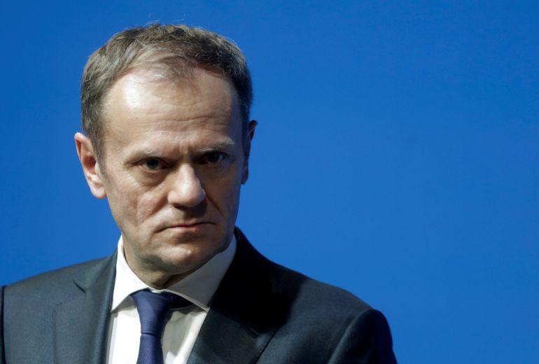 El presidente del consejo europeo considera a trump una for Presidente del consejo europeo