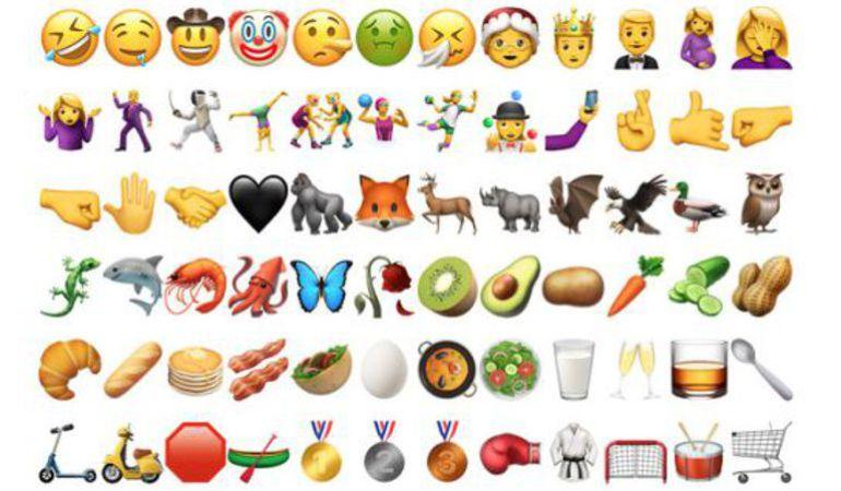 Los 72 Nuevos Emojis Llegan Por Fin A Android Descubre