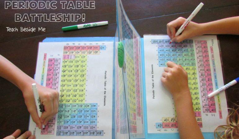 Recrean el juego de hundir la flota para estudiar los elementos de el clsico hundir la flota con elementos de la tabla peridica urtaz Images
