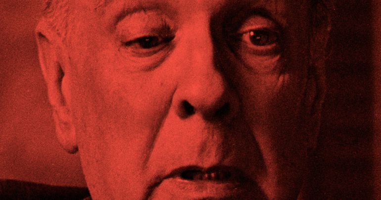 Podium Podcast Borges: Borges y el sueño del hombre gris