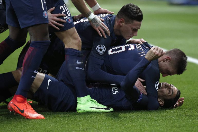 PSG - Barcelona goles: El PSG humilla al Barça y le deja con los dos pies fuera de la Champions
