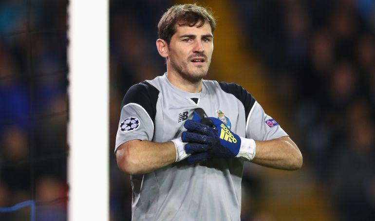 Iker Casillas, a un partido de ganarse la renovación con ...
