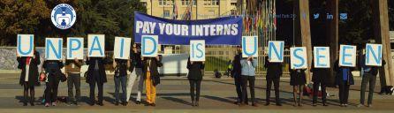 Entidades juveniles españolas apoyan la huelga mundial de becarios