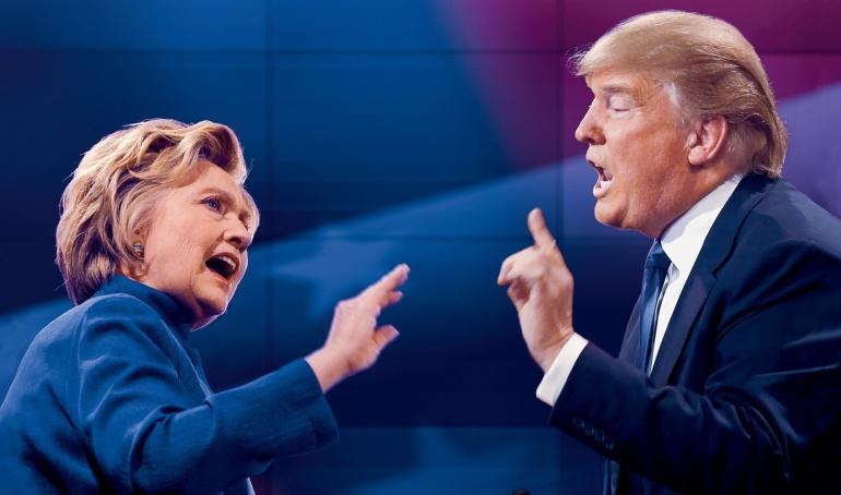 Hillary Clinton y Donald Trump inspiran la séptima temporada de 'AHS'