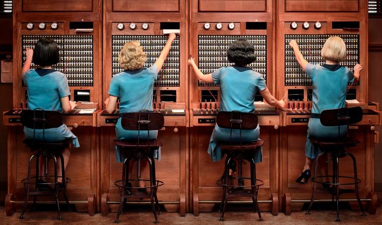 Primera imagen oficial de 'Las chicas del cable'