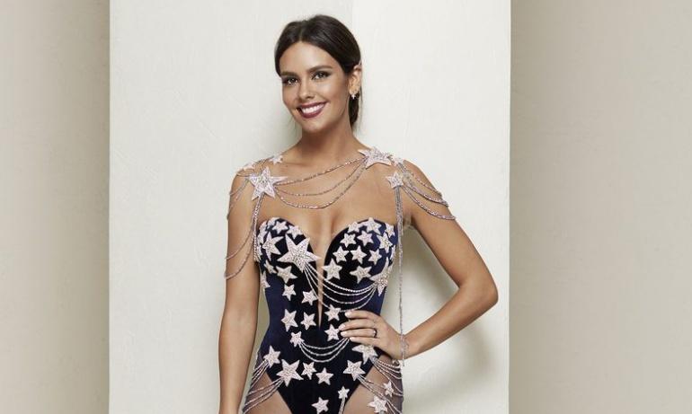 El vestido de Cristina Pedroche en las Campanadas 2016-2017